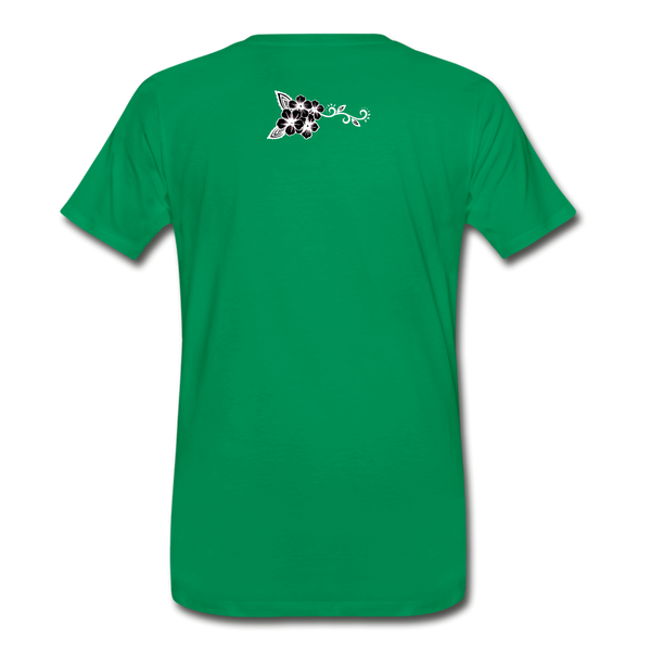 Cheap Ass Powwow Shirt Men's Premium T-Shirt - kelly green