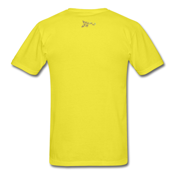 Men's T-Shirt Brand New With Tag - yellow
