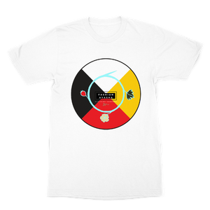 Fashion Ayasha Medicine Wheel Medicine Wheel Premium Adult T-Shirt