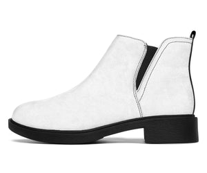 White Fashion Ayasha Fashion Boots