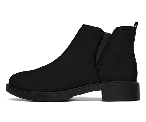 Black Fashion Ayasha Fashion Boots