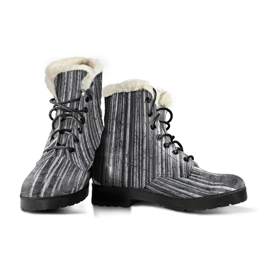 Woodlands Birch Forest Winter Boots