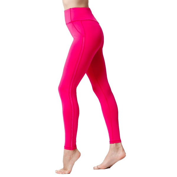 Women's Ayasha Fitness Pink Leggings