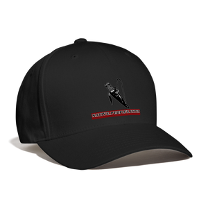 Native People's United Baseball Cap - black