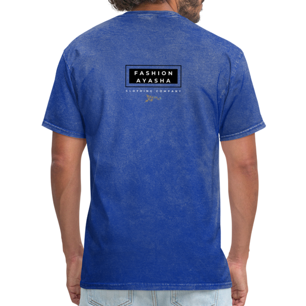 Dad Gone Fishing Men's T-Shirt - mineral royal