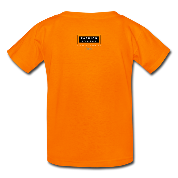 Kids' T-Shirt - orange