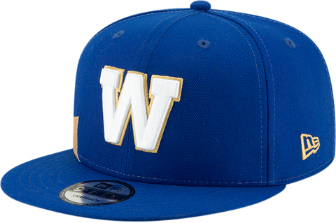 Winnipeg Blue Bombers On Field Snapback