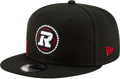 Ottawa Redblacks On Field Snapback