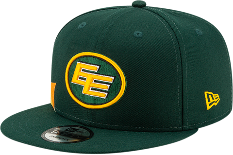 Edmonton Eskimos On Field Snapback