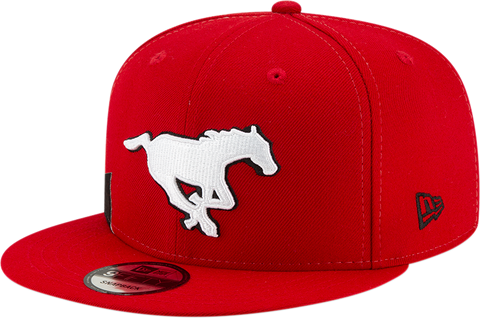 Calgary Stampeders On Field Snapback