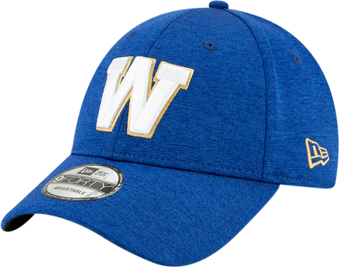 Winnipeg Blue Bombers On Field Adjustable Hat