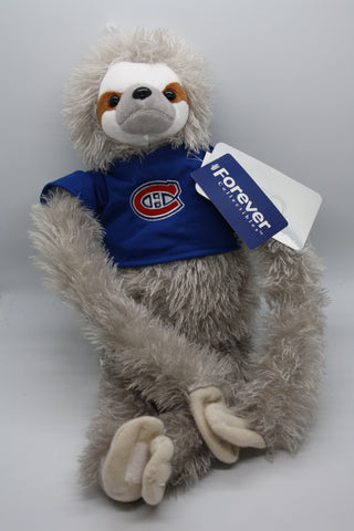 Montreal Canadiens Shirted Sloth