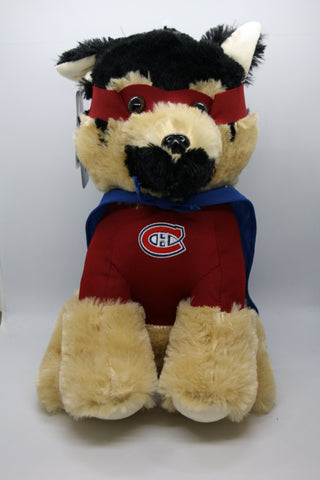 Montreal Canadiens German Shephard Toy