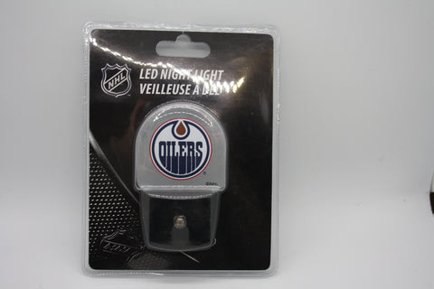 Edmonton Oilers LED Night Light