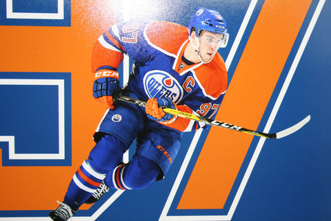 McDavid Canvas Photo