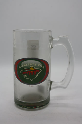 Minnesota Wild Glass