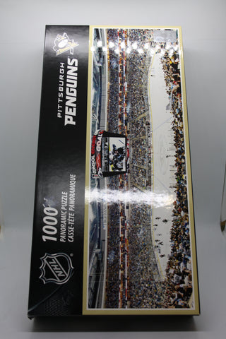 Pittsburgh Penguins Puzzle