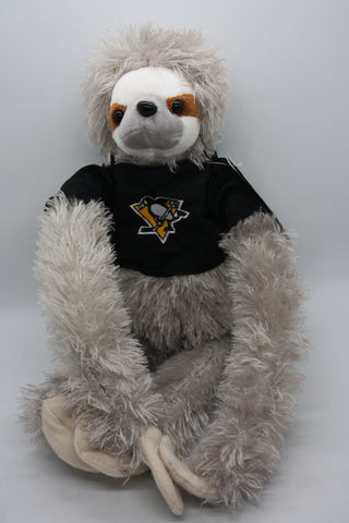 Pittsburgh Penguins Shirted Sloth