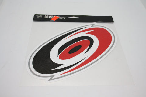 Carolina Hurricanes 8x8 Decal
