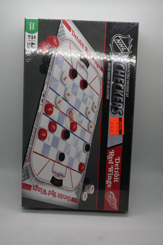 Detroit Red Wings Checkers