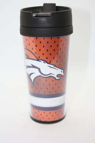 Denver Broncos Travel Mug