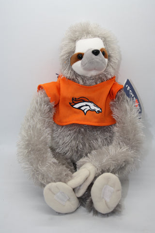 Denver Broncos Shirted Sloth
