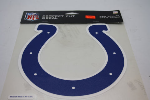 indianapolis Colts 8x8 Decal