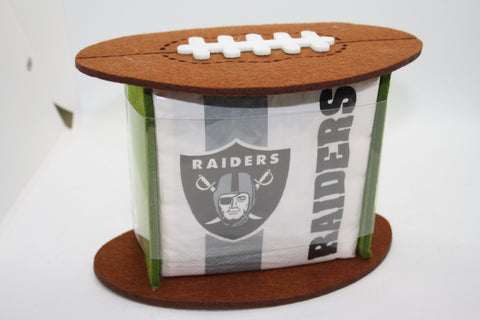 Oakland Raiders Napkins