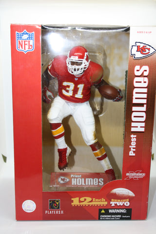 Kansas City Chiefs Priest Holmes