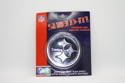 Pittsburgh Steelers Shield It Adhesive Logo