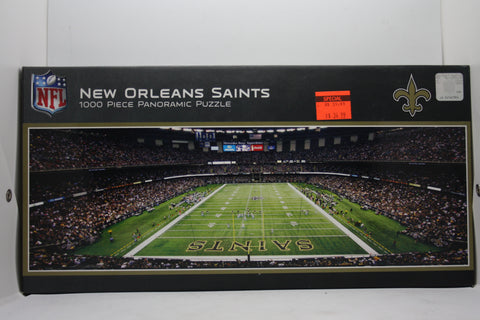 New Orleans Saints Puzzle