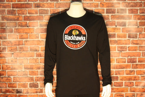 Chicago Blackhawks Round About Oscar Long Sleeve
