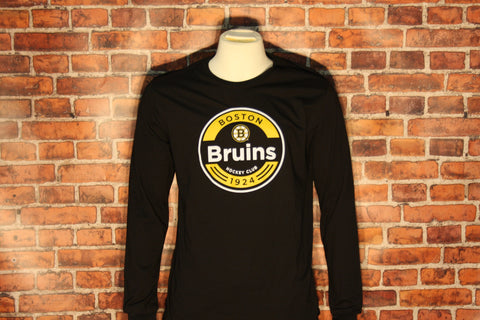 Boston Bruins Round About Oscar Long Sleeve