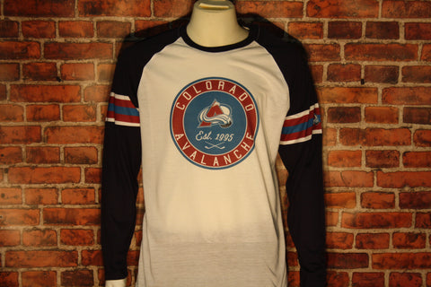 Colorado Avalanche Long Sleeve