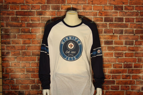 Winnipeg Jets Ballpark Long Sleeve Shirt