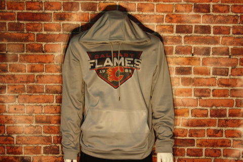 Calgary Flames Phenom Pullover Sweater