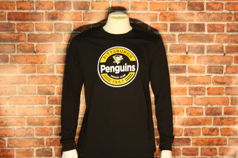 Pittsburgh Penguins Round About Oscar Long Sleeve