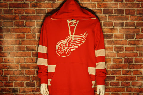 Detroit Red Wings CCM Jersey Sweater