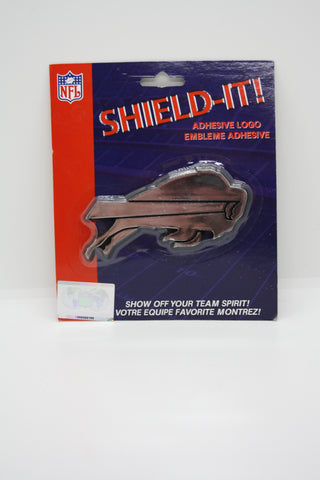 Buffalo Bills Shield It Adhesive Logo