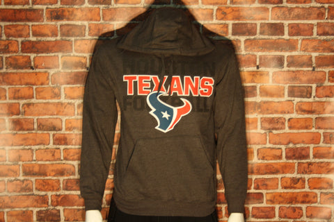 Houston Texans Grey Hoodie
