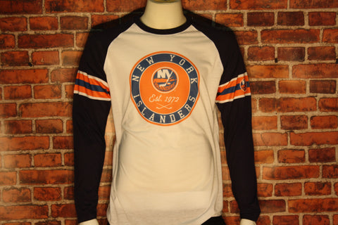 New York Islanders Ballpark Long Sleeve Shirt