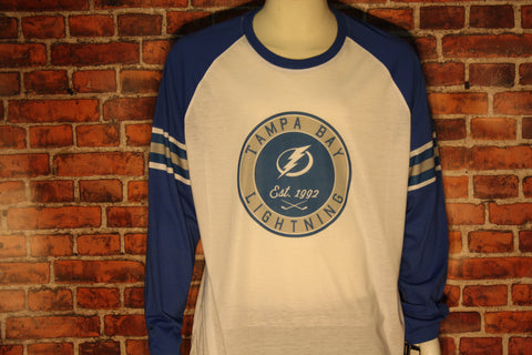 Tampa Bay Lightning Long Sleeve Blue