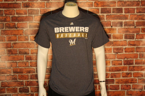 Milwaukee Brewers Proven Pastime Men's T-Shirt