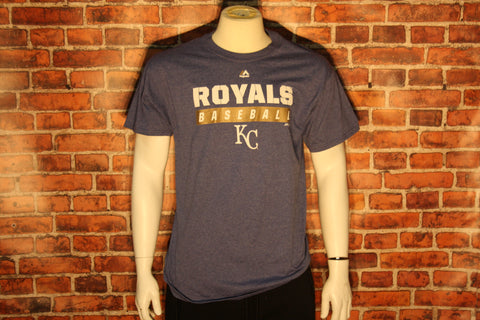 Kansas City Royals Proven Pastime Men's T-Shirt
