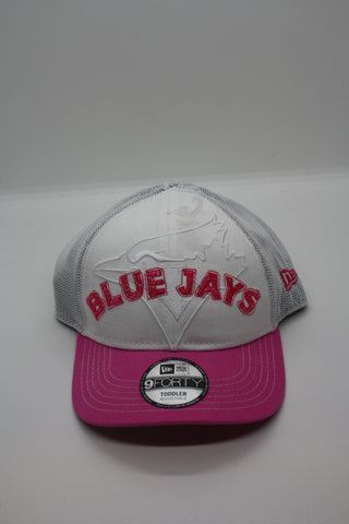 Toronto Blue Jays Pink Kids Hats