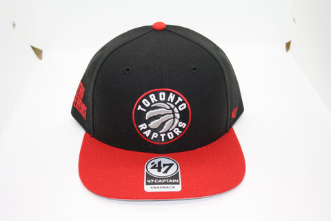 Toronto Raptors Sure Shot Snapback