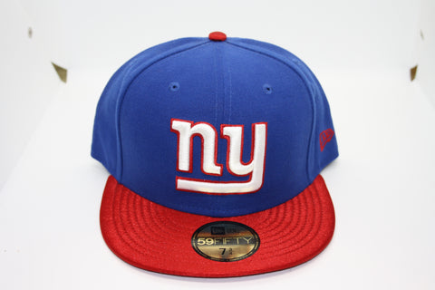 New York Giants Fitted Hat