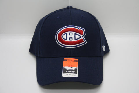 Montreal Canadiens Mens Basic 47 Hat