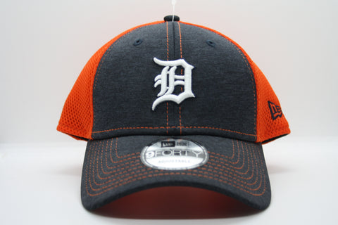 Detroit Tigers Shadow Turn Adjustable Hat