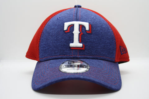 Texas Rangers Shadow Turn Adjustable Hat